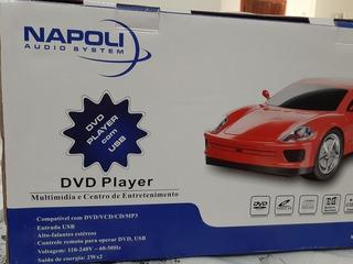 Dvd Player Napoli