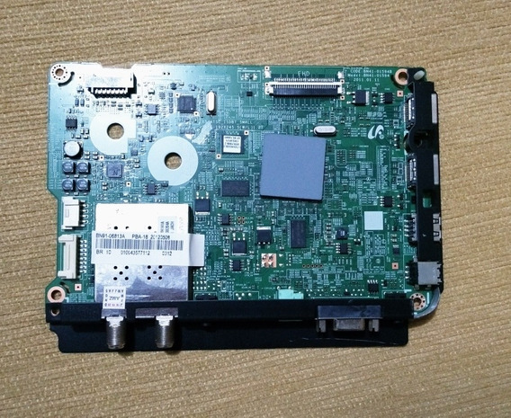 Placa Principal Tv Ta27550 Samsung Retirada