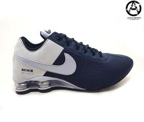 baabad34be Nike Shox Branco Com Vermelho - Tênis para Masculino no Mercado ...