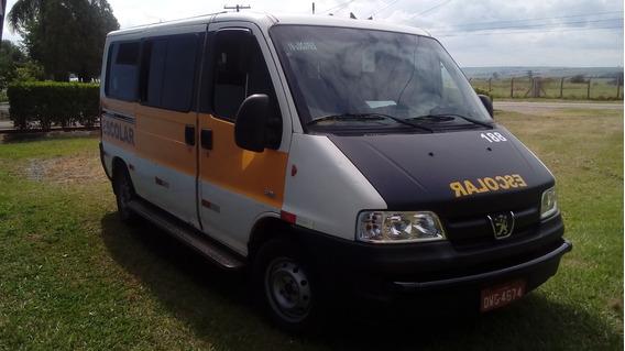 Van Boxer 2.8 Turbo Motor Novo