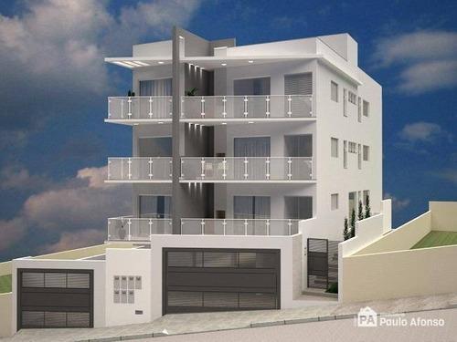Apartamento Com 3 Dormitórios À Venda, 74 M² Por R$ 310.000,00 - Jardim Das Azaléias - Poços De Caldas/mg - Ap1623