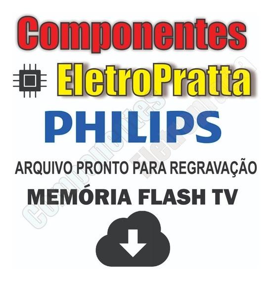 Dados, Memoria, Flash, Eeprom, Tv, Philips, 46pfl3008d/78