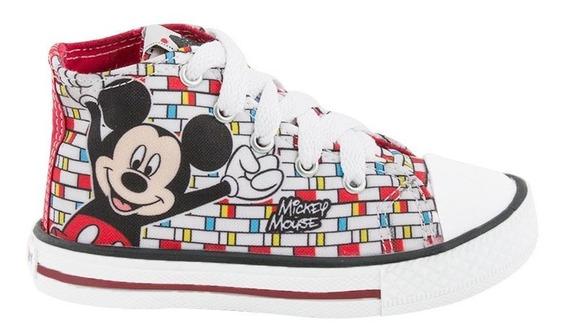 Tenis Casual Bota Mickey 0086 - Ps