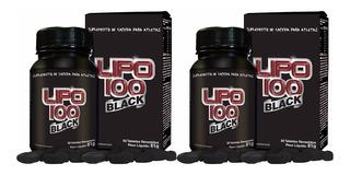 Lipo 100 Black Ultra Concentrate: 2 Frascos (120 Cápsulas)