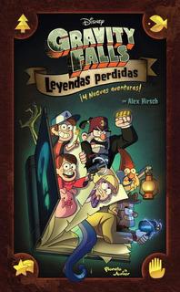 Gravity Falls Comics Lost Leyend Español Digital