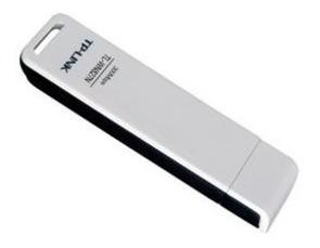 Adaptador Tplink Usb Wireless N300 Wps - Tl-wn821n