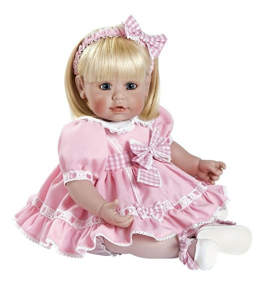 Boneca Realista Adora Doll Sweet Parfait Shiny Toys 20015004