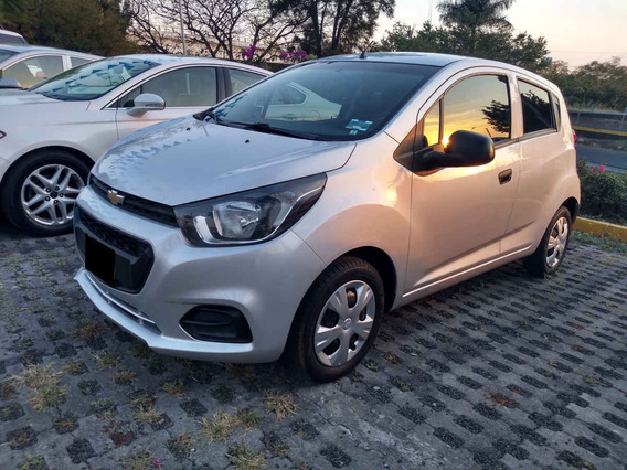 Chevrolet Beat 2018 5p Lt L4/1.2 Man