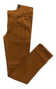 Calça Jeans Masculina Infantil Meninos Com Regulador