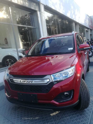 Lifan Myway Mt 7 Asientos 0 Km