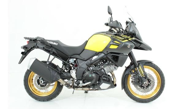Suzuki V Strom 1000 Abs 2020 Amarela