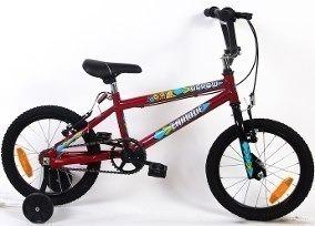 Bicicleta Enrique Rod14 Arrow 017 Roja