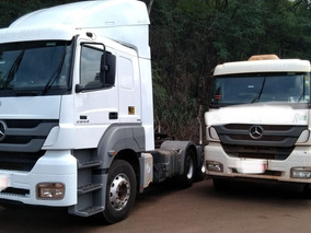 Mercedes-benz Mb 2644 6x4 Traçado 2013 Revisado R$ 200.000.
