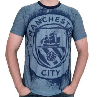 Camisa Manchester City Fio Tinto Jackson Oficial