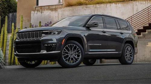 Imagen 1 de 13 de Jeep Grand Cherokee 2021 5.7 Summit Elite Plinum 4x4 At