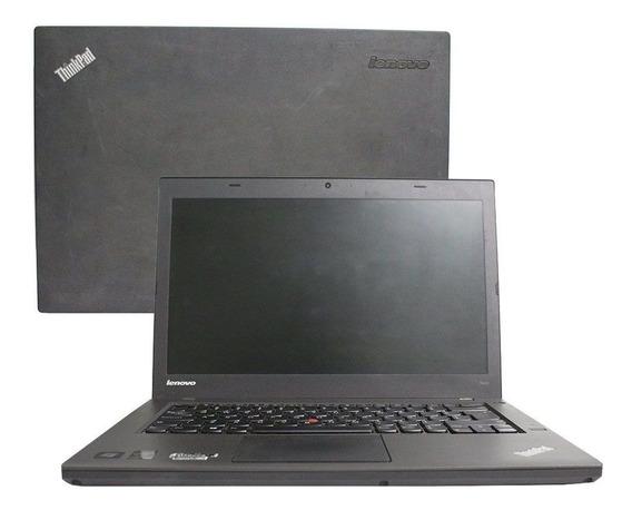 Notebook Lenovo Thinkpad T440 I5 4gb 240ssd