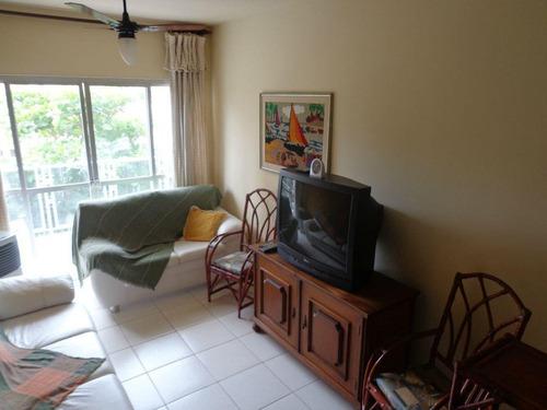 Apartamento Residencial À Venda, Enseada, Guarujá - Ap4490