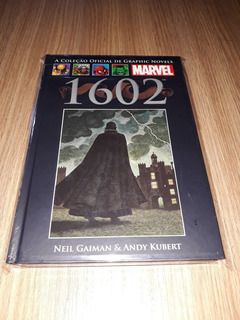 Hq 1602 (seminovo) Salvat / Neil Gaiman