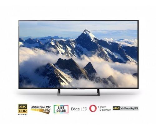 Imagen 1 de 5 de Tv 55  Sony Smart Ultra Hd 4k Kd-55x725e