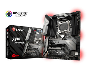 Placa Madre Msi Intel X299 Tomahawk