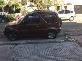 Suzuki Jimny Bordo, 4x4 Alta Y Baja Nafta Y Gnc