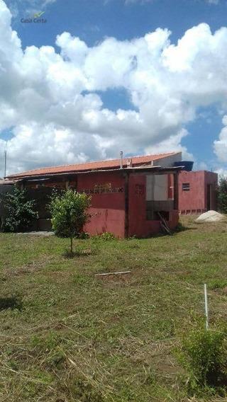 Chácara Residencial À Venda, Chácara Pantanal Engenho Velho, Mogi Guaçu. - Ch0064
