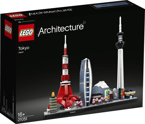 Imagen 1 de 1 de Lego Tokio Architecture