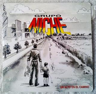 Grupo Niche - Un Alto En El Camino Lp