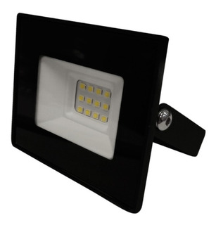 Reflector Led Pack X 8 Igual 100w Consume 10w Ip65 Blanco