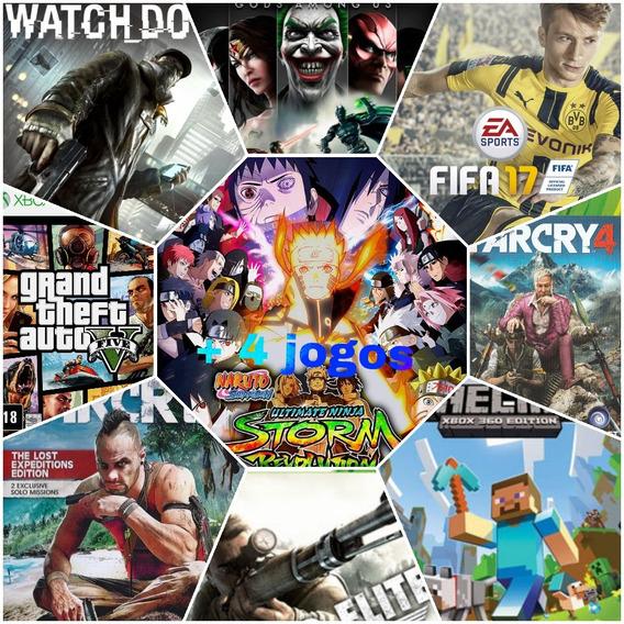Super Combo De 13 Jogos De Xbox 360 / Midia Digital
