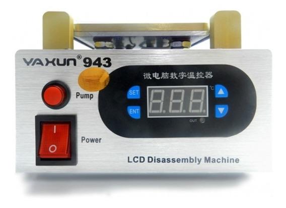 Separadora Lcd Touch Yaxun 943 + Fio De Aço 110v Ou 220v