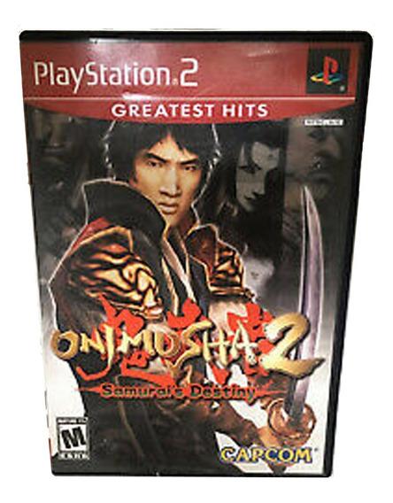 Onimusha 2 Novo E Lacrado Para Playstation 2