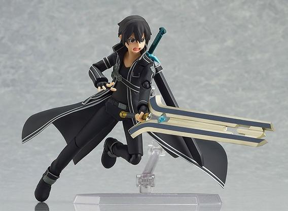 Disponible Figma Sword Art Online Kirito Sao