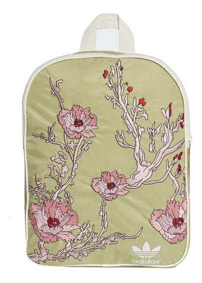 Mochila adidas Originals Mini Diseño Flores 1 Dia De Uso