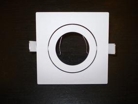 Spot Embutido Direcionável Quadrado Par20 Kian