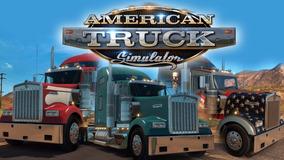 American Truck Simulator Steam Key Original Envio Já