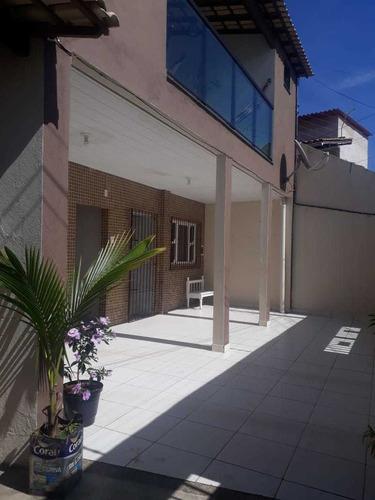 Imagem 1 de 30 de Casa À Venda, Jardim Santa Rosa, Guarapari, Es - Es - Ca0095_supp