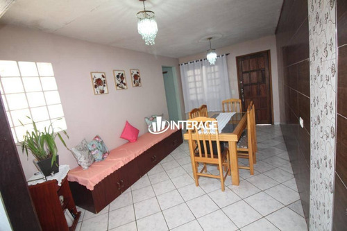 Casa Com 4 Dormitórios À Venda, 120 M² Por R$ 495.000,00 - Cajuru - Curitiba/pr - Ca0449