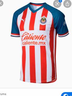 Playera Chivas Local 2019-2020