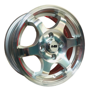 Rines 13 Deportivos 4/100 - Tsuru Chevy Golf Point (4 Rines)
