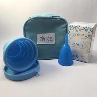 Copa Menstrual Kit Completo Con Neceser Y Vaso