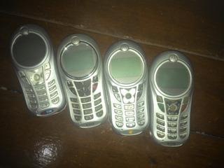 Celular Motorola C115 Lote