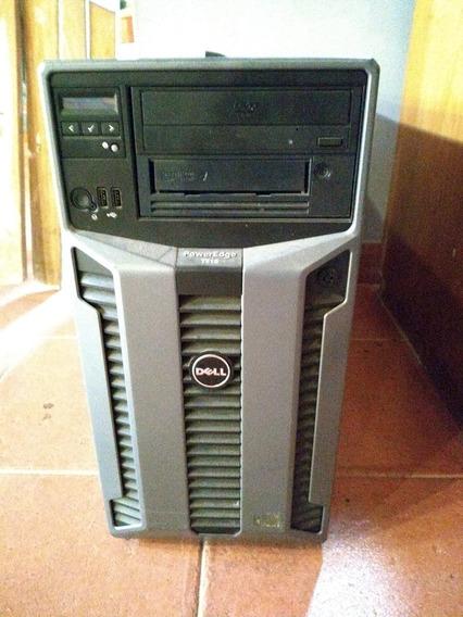 Servidor Dell T710 Com Gravador De Lto 04