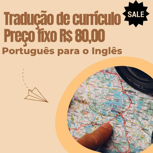 Imagem 1 de 1 de Tradução De Currículo