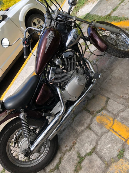 Yamaha Virago Xv 250 2007
