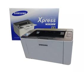 Impressora Samsung Laser Mono Sem Fio - Sl-m2020w