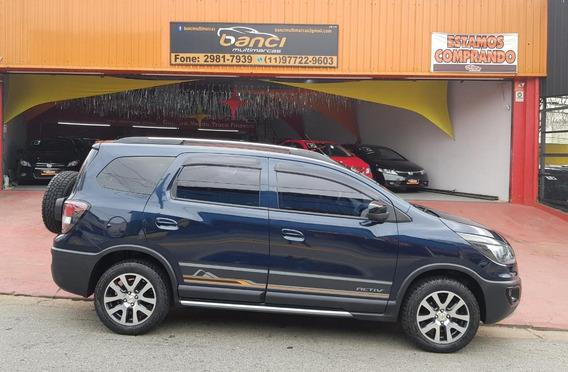 Chevrolet Spin Activ 1.8 2016 Aut