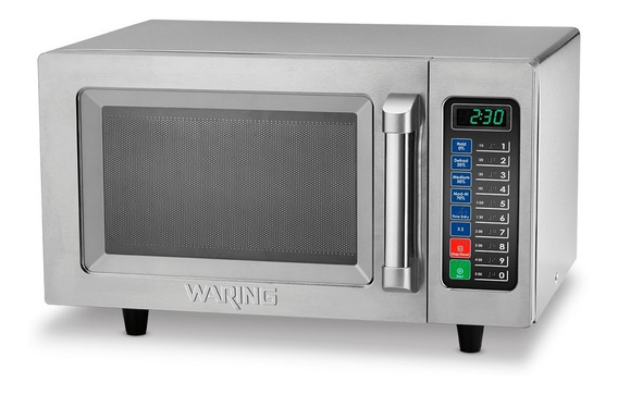 Horno Microondas Wm090 Marca Waring Commercial 25,5 Ltrs