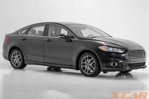 Ford Fusion 2.5 16v Flex 4p Automático Preto