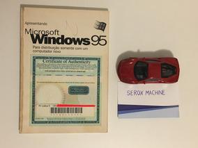 Manual Windows 95 Com Serial Original Válido